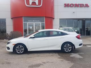Used 2018 Honda Civic LX No Accidents, apple carplay, android auto, honda sense for sale in Winnipeg, MB