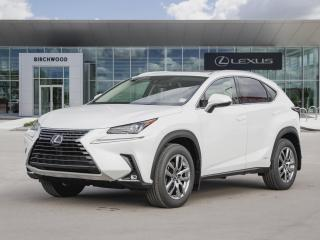 New 2021 Lexus NX 300h Premium for sale in Winnipeg, MB