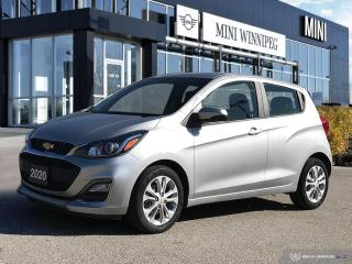Used 2020 Chevrolet Spark LT Low Kilometres! for sale in Winnipeg, MB