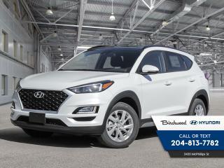 New 2021 Hyundai Tucson Preferred Sun & Leather AWD for sale in Winnipeg, MB