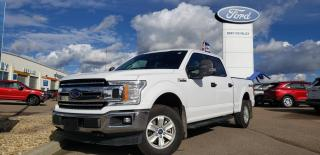 Used 2018 Ford F-150 for sale in Lacombe, AB