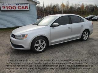 Used 2014 Volkswagen Jetta comfortline for sale in North Bay, ON