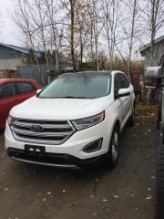 Used 2018 Ford Edge SEL for sale in North Bay, ON