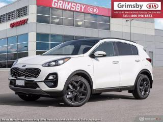 New 2021 Kia Sportage EX S for sale in Grimsby, ON
