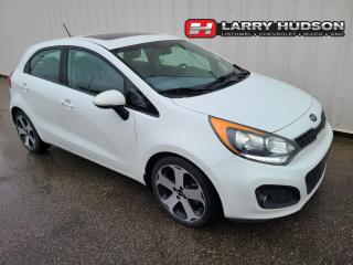 Used 2014 Kia Rio SX for sale in Listowel, ON