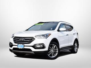 Used 2017 Hyundai Santa Fe Sport Limited | LEATHER | NAVI | REAR CAMERA for sale in Surrey, BC
