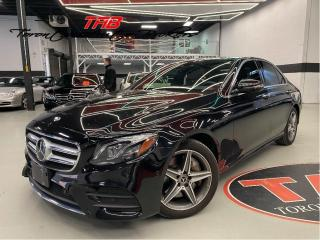 Used 2019 Mercedes-Benz E-Class E300 AMG I PANO I NAVI I CLEAN CARFAX for sale in Vaughan, ON