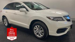 Used 2017 Acura RDX AWD TECH PKG *NAV - SUNROOF ***SALE PENDING*** for sale in Winnipeg, MB