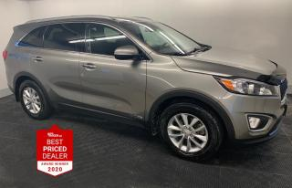 Used 2018 Kia Sorento AWD 3.3L V6 *7 PASSENGER - CARPLAY - HEATED SEATS* for sale in Winnipeg, MB