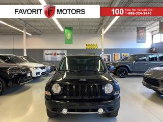 Used 2016 Jeep Patriot North 4WD *CERTIFIED*|SUNROOF||HEATEDSEATS|LEATHER for sale in North York, ON