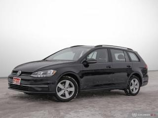 Used 2019 Volkswagen Golf Sportwagen Comfortline for sale in Ottawa, ON