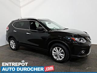 Used 2016 Nissan Rogue SV NAVIGATION - Toit Ouvrant - Caméra de Recul for sale in Laval, QC