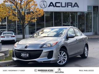 Used 2012 Mazda MAZDA3 GS-SKY for sale in Markham, ON