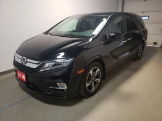 Used 2018 Honda Odyssey EX-L w/RES|Certified|Htd Wheel|Winter Wheels for sale in Brandon, MB