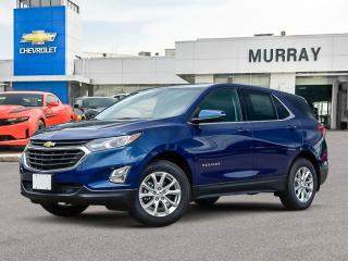 New 2021 Chevrolet Equinox LT for sale in Winnipeg, MB
