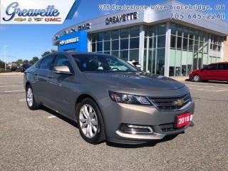 Used 2018 Chevrolet Impala LT  - Bluetooth -  SiriusXM for sale in Bracebridge, ON
