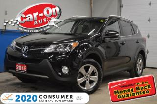 Used 2015 Toyota RAV4 XLE AWD | NAVIGATION | SUNROOF for sale in Ottawa, ON