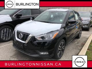 New 2020 Nissan Kicks SV FWD for sale in Burlington, ON