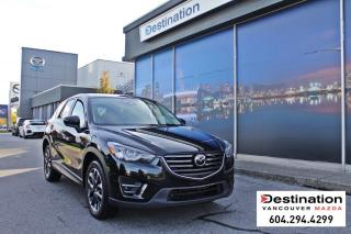 Used 2016 Mazda CX-5 GT - Fully Loaded and In Excellent Condition! for sale in Vancouver, BC