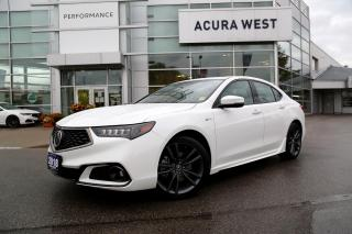 Used 2018 Acura TLX Elite A-Spec for sale in London, ON