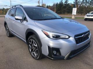 Used 2020 Subaru XV Crosstrek LIMITED AWD for sale in Charlottetown, PE