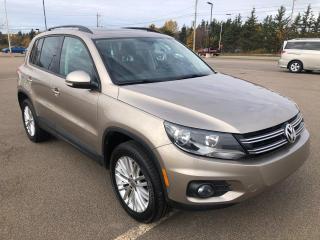 Used 2016 Volkswagen Tiguan COMFORTLINE for sale in Charlottetown, PE