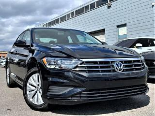 Used 2019 Volkswagen Jetta COMFORTLINE | HEATED SEATS|REAR VIEW CAMERA |BLUETOOTH! for sale in Brampton, ON