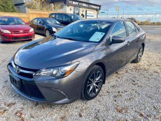 Used 2016 Toyota Camry XSE, all options, 4dr Sedan, 1 owner for sale in Halton Hills, ON