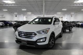 Used 2013 Hyundai Santa Fe SPORT I HEATED SEATS I HEATED STEERING I BLUETOOTH for sale in Mississauga, ON