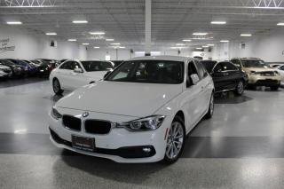 Used 2017 BMW 3 Series NO ACCIDENTS I LEATHER I HEATED SEATS I REAR CAM I BLUETOOTH for sale in Mississauga, ON