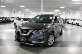 Used 2018 Nissan Rogue HEATED SEATS I REAR CAMERA I BLUETOOTH I for sale in Mississauga, ON
