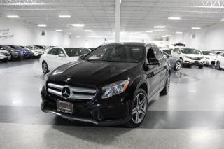 Used 2016 Mercedes-Benz GLA 4MATIC I A.M.G I NAVIGATION I PANOROOF I REAR CAM I LEATHER for sale in Mississauga, ON