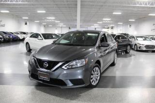 Used 2017 Nissan Sentra POWER OPTIONS I KEYLESS ENTRY I CRUISE CONTROL I BLUETOOTH I for sale in Mississauga, ON
