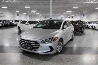 Used 2017 Hyundai Elantra HEATED SEATS I KEYLESS ENTRY I POWER OPTIONS I BLUETOOTH for sale in Mississauga, ON