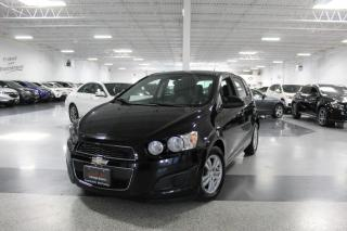 Used 2012 Chevrolet Sonic LS I LOW MILEAGE I for sale in Mississauga, ON