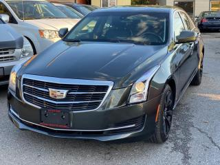 Used 2017 Cadillac ATS 4DR SDN 2.0L AWD for sale in Scarborough, ON