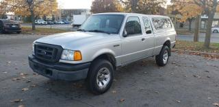 Used 2005 Ford Ranger 4dr Supercab 4WD | 1 Owner | Accident Free | Krown RustProof for sale in Concord, ON