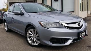 Used 2016 Acura ILX Tech Package - LEATHER! NAV! BACK-UP CAM! BSM! for sale in Kitchener, ON