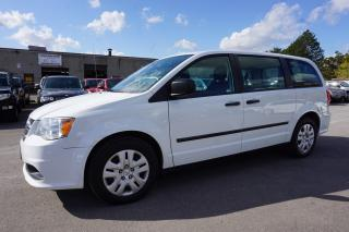Used 2015 Dodge Grand Caravan SE 7 PSSNGRS CERTIFIED 2YR WARRANTY *1 OWNER* CRUISE AUX POWER OPTIONS for sale in Milton, ON