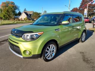 Used 2017 Kia Soul EX for sale in Dunnville, ON