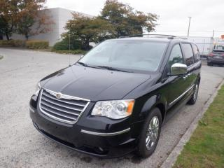 Used 2010 Chrysler Town & Country Limited Stow 'n Go for sale in Burnaby, BC