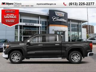 New 2021 GMC Sierra 1500 for sale in Ottawa, ON