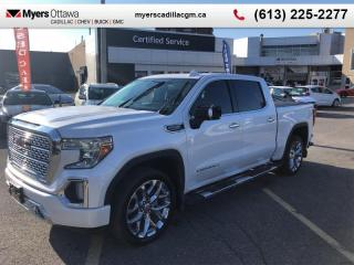 Used 2020 GMC Sierra 1500 Denali  DENALI, CREW, 5.3 V8, SUNROOF, NAV, MULTI PRO TAILGATE for sale in Ottawa, ON