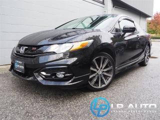 Used 2014 Honda Civic Si HFP for sale in Richmond, BC
