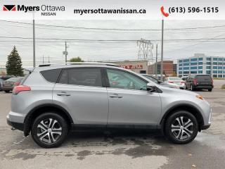Used 2016 Toyota RAV4 LE  - Bluetooth - $124 B/W for sale in Ottawa, ON