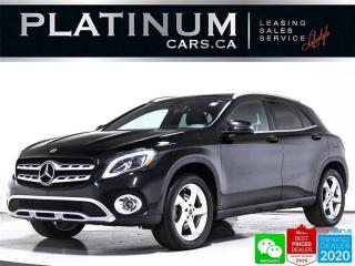 Used 2018 Mercedes-Benz GLA GLA250 4MATIC, AWD, PREMIUM, PANO, CAM, HEATED, BT for sale in Toronto, ON