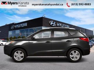Used 2012 Hyundai Tucson GL  - $97 B/W for sale in Kanata, ON