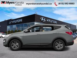 Used 2013 Hyundai Santa Fe 2.4L Premium  - $94 B/W for sale in Kanata, ON