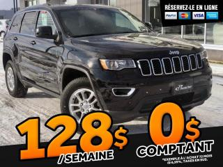 Used 2019 Jeep Grand Cherokee LAREDO   ''AWD''   BLUETOOTH for sale in Ste-Marie, QC