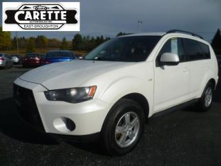 Used 2011 Mitsubishi Outlander AWD for sale in East broughton, QC